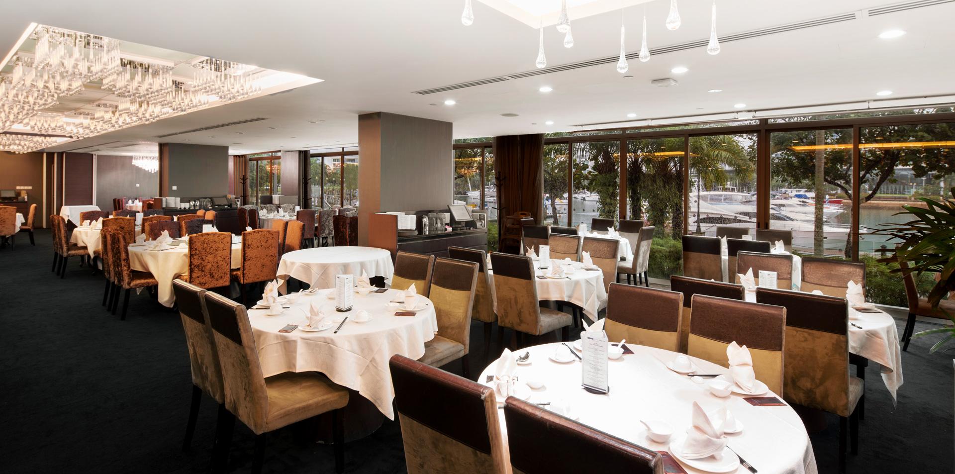 Sentosa Cove Chinese Restaurant Wok 15 Kitchen