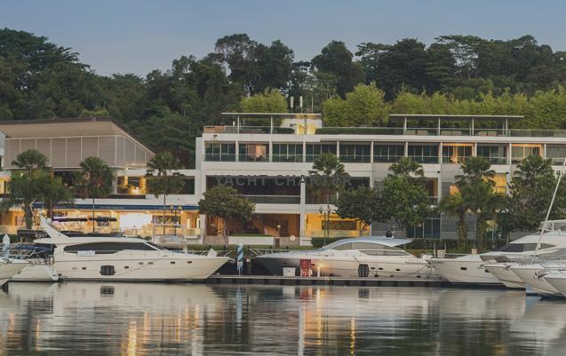 ONE ̊15 Marina Sentosa Cove, Singapore | Asia's Finest Marina