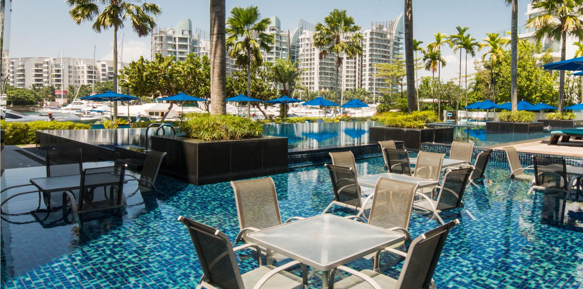 Menu Marina View Restaurant