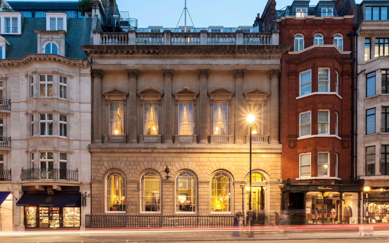 The Carlton Club, London