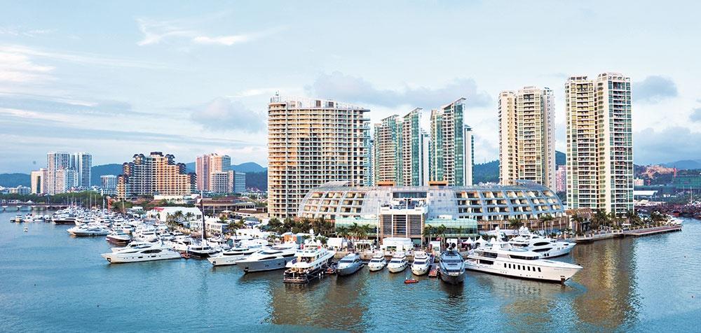 Visun Royal Yacht Club, Hainan