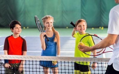 Kids Tennis Camp