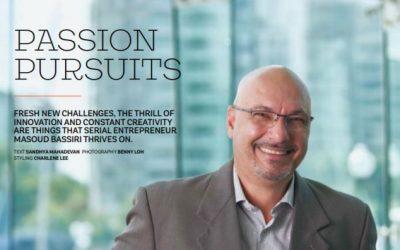 CEO Dialogue – Mr. Masoud Bassiri