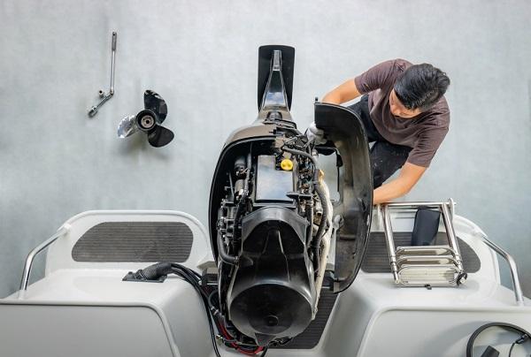 yacht maintenance engine checks