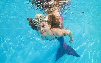 Mermaid Workshop For Kids