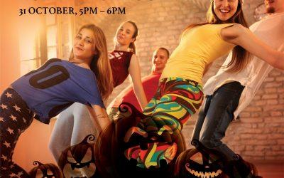 Zumba Halloween Workout